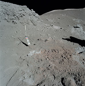 Apollo 17 orange soil at Shorty Crater AS17-137-20990HR.jpg