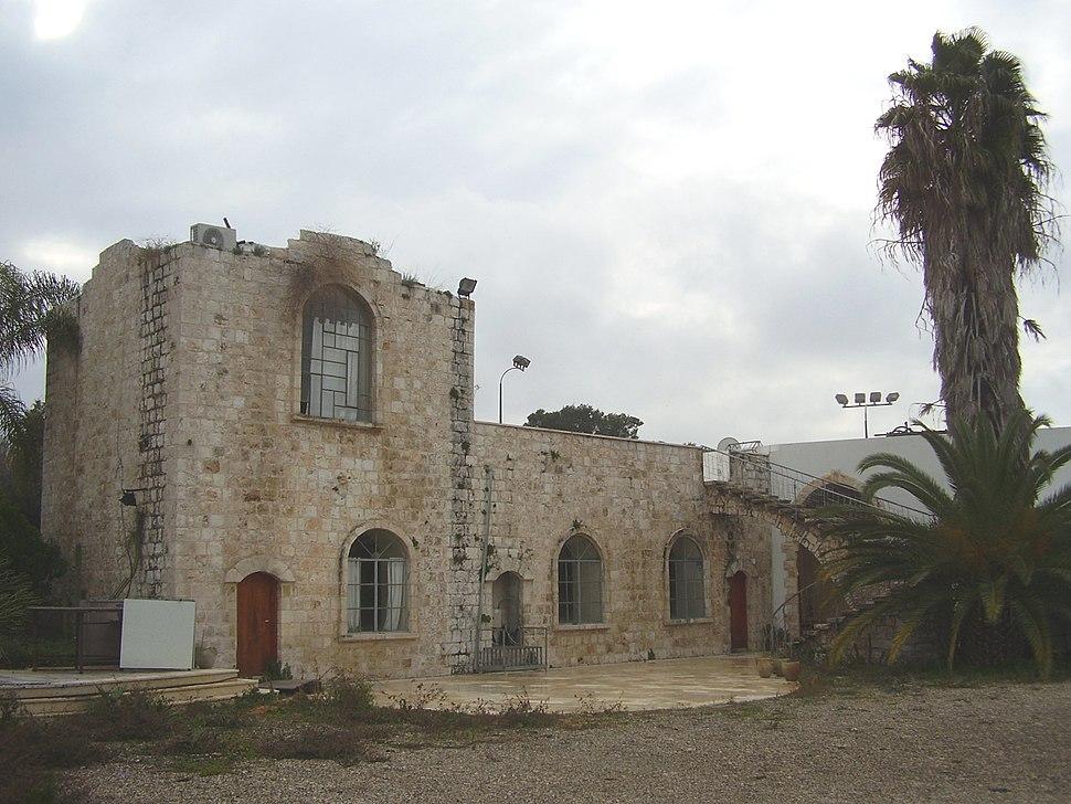Arab house at Kibbutz Barkai 01