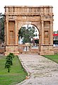 Arch of Diocletian or Triumphal Arch of the Tetrarchy - Sbeitla, Tunisia - 18 May 2012.jpg