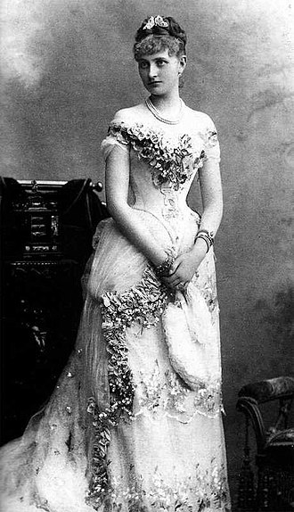Princess Maria Josepha of Saxony (1867–1944) - Archduchess Maria Josepha of Austria in her youth, circa 1889-90