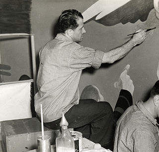 James Brooks (painter) American painter