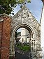 Archway, St Michael's Church - geograph.org.uk - 549266.jpg