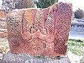 Arinj khachkar, old graveyard (91).jpg