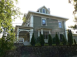 Maria Bassett House - Photo of the house, 2008