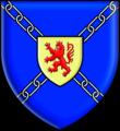 Armes de Thomas d'Albert (mort en 1455).png