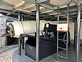 Armstrong disappearing gun at Fort Lytton, Brisbane 05.jpg