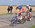 Arnaud Demare au Paris-Roubaix 2015.jpg
