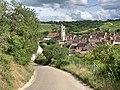 Arrivée à Irancy (Yonne) par la route de Saint-Bris, juin 2020 (3).jpg