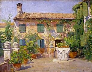La casetta del giardiniere