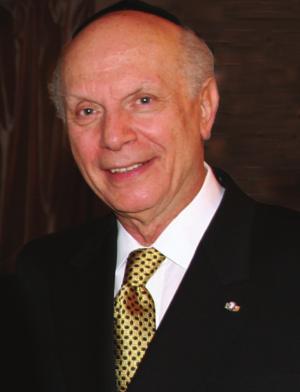 Arthur Schneier