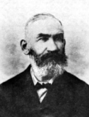 Arthur Seymour - Arthur Seymour in his late 50s