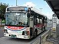 Asahibus 2262 at Hasuda Station.jpg