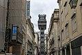 Ascenseur de Santa Justa, Lisbonne, Portugal (48073119817).jpg