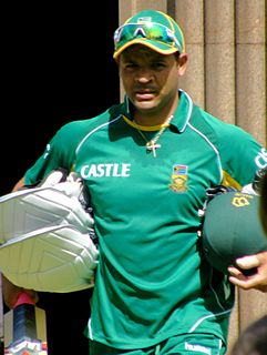 Ashwell Prince South African cricketer