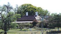Assmanshausen Winery, as seen from Sandy Creek Road, Toolburra, 2015.JPG