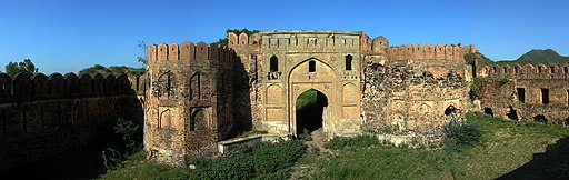 Attock Fort - Optographer