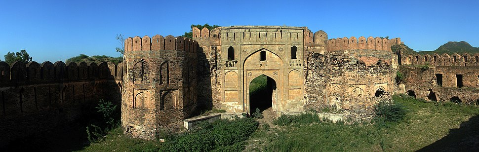 Attock Fort in Old Attock