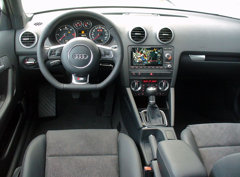 Datei:Audi A3 Sportback Ambition S line advanced 2.0 TDI quattro ...