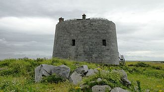 Aughinish, County Clare - Aughinish Tower