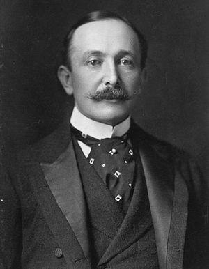 August Belmont Jr. - Belmont circa 1890