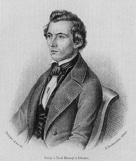 Johann Heinrich August Ebrard