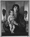 August Wolf - Madonna (nach Giovanni Bellini) - 11485 - Bavarian State Painting Collections.jpg