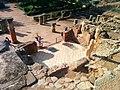 Aula Sacra en los Jardines Romanos.jpg