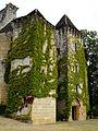 Auriac-du-Périgord Faye château tours est.JPG