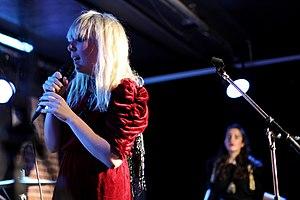 Austra (band) - Image: Austra