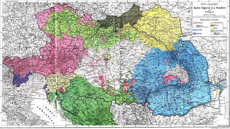 Fájl:Austro-Ungaria si Romania (harta etnica).jpg