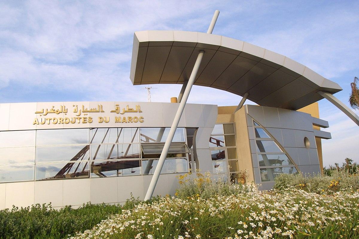 Bureau Le Pont Rabat : Autoroute tanger med rabat u wikipédia