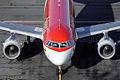 Avianca Airbus A318 N592EL (6156504682).jpg