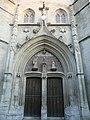Avignon,St Agricol,portail ouest.jpg