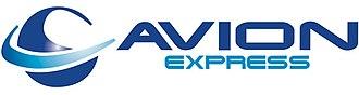 Avion Express - Image: Avion express logo