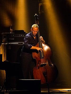 Avishai Cohen (bassist) - Avishai Cohen live at Leverkusener Jazztage, 2015