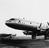 Avro Tudor - The Berlin Airlift 1948 - 1949 HU98417.jpg