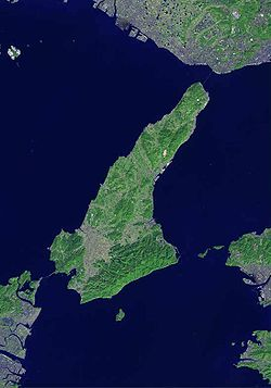 Awajishima satellite map.jpg