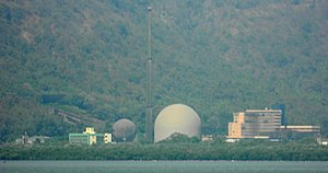 Bhabha Atomic Research Centre - Digitally altered image of BARC (view from seaside)