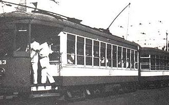 Brihanmumbai Electric Supply and Transport - City's first electric tram in 1907