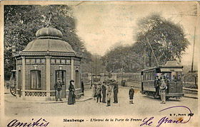 Image illustrative de l'article Tramway de Maubeuge