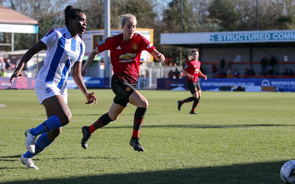 BHA Women 0 Man Utd Women 2 WFAC 4th rd 03 02 2019-674 (46072324225).jpg
