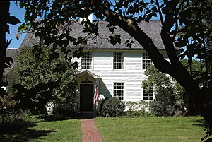 National Register of Historic Places listings in Middlesex County, Connecticut - Image: BLACK HORSE TAVERN OLD SAYBROOK