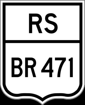 BR-287 - Image: BR 471