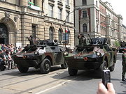 """BRDM-2M-97"""" żbik-B"""" Kraków.jpg"""