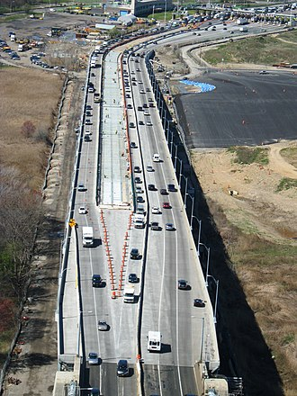 Interstate 678 - Bronx-Whitestone Bridge approach replacement