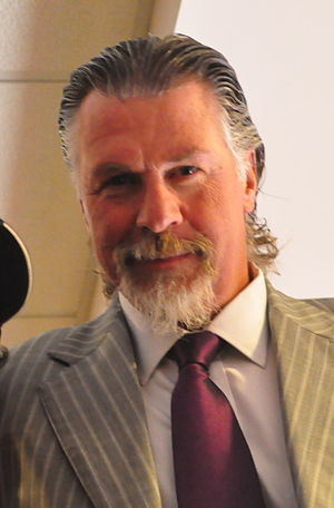 Barry Melrose - Barry Melrose pictured at the 2010 Stanley Cup Final