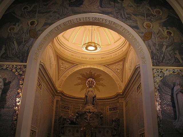 Chapelle Notre Dame de la Médaille Miraculeuse