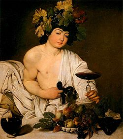 Image illustrative de l'article Bacchus (Le Caravage)