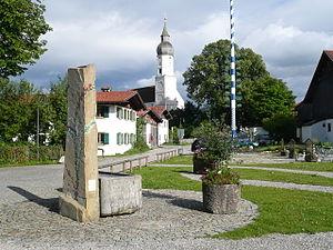 Bad Bayersoien - Saint George Church