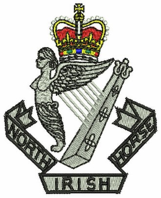 North Irish Horse - Badge of the North Irish Horse.jpg